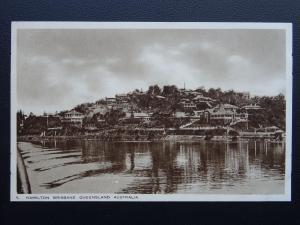 Australia (Emigration) BRISBANE - HAMILTON c1924 Postcard by Raphael Tuck
