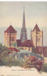 Geneve, Cathedrale de St. Pierre, Switzerland, 00-10s