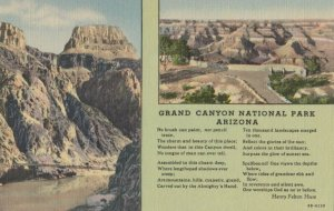 GRAND CANYON , Arizona , 1930-40s