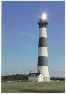 Lighthouse , Bodie Island , North Carolina , PU-1996