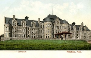 MA - Attleboro. Sanitarium