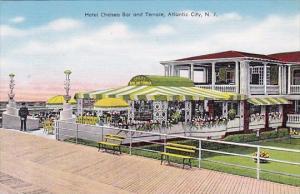 Hotel Chelsea Bar And Terrace Atlantic City New Jersey