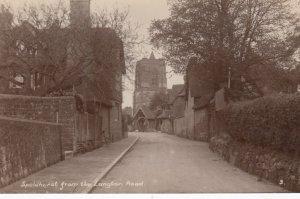 RP: Speldhurst ,Tunbridge Wells , Kent  , England , 1907 ; Langton Road