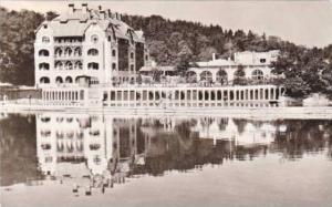 RP: OCNA SIBIULUI - Pavilionul central al bailor , Romania , 30-40s