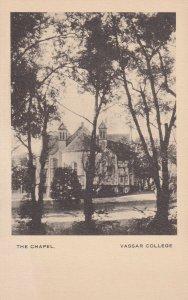 POUGHKEEPSIE, New York , 10-30s; Vassar College, The Chapel