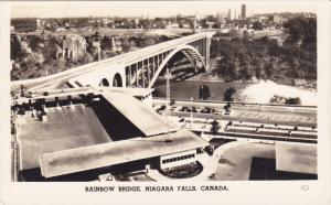 RP: Rainbow Bridge , NIAGARA FALLS , Ontario , Canada , 30-40