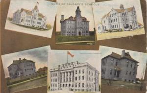 CALGARY , Alberta , Canada , 1908 ; Six Schools