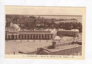 Officers Quarters / Bureau des Officiers et Ville Indigene,Touggourt,Algeria ...