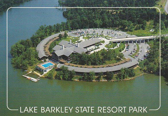 Lake Barkley State Resort Park Cadiz Kentucky
