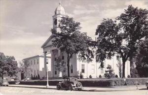 Missouri Lexington Court House 1952 Real Photo