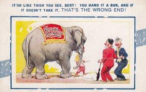 Elephant Comic , 1920-30s