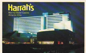 New Jersey Atlantic City Harrahs Marina Hotel Casino