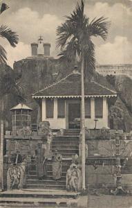 Ceylon Isurumuniya Temple Ceylon 02.96