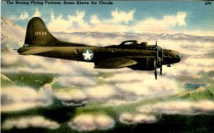 US Army - Boeing Flying Fortress