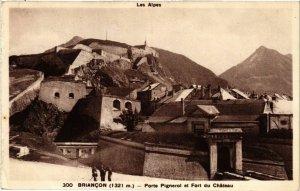 CPA BRIANCON (1321 m) - Porte Pignerol et Fort du Chateau (453774)