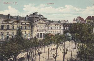 Zabern i. E. Schloss, Alsace, France, PU-1910