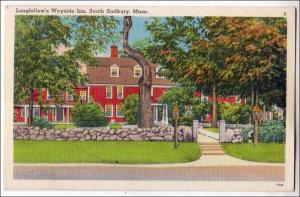 Longfellow's Wayside Inn, South Sudbury Mass