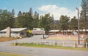 Lake Villa Motel, LAKEHEAD, California, 40-60s