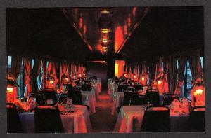 NE Dinner Train Railroad FREMONT HOOPER NEBRASKA PC RR