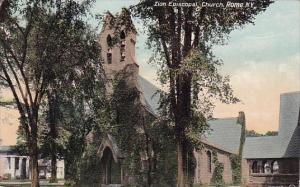 New York Rome Zion Episcopal Church 1910
