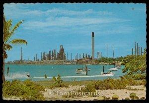 Aruba, Netherlands Antilles Lago Oil Refinery