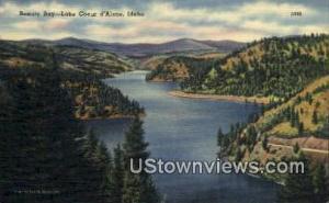 Beauty Bay Lake Coeur d'Alene ID Unused