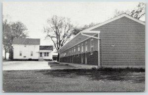 Owatonna MN~Agatha & Hans Carstensen House~Shady Rest Motel~Roadside 65~1950s