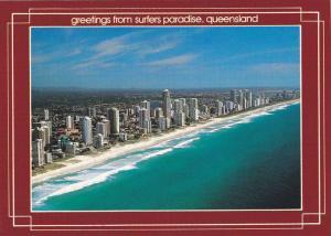 Surfer´s Paradise , Queensland, Australia , 50-70s #3