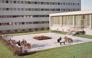 QUEBEC, Canada, 1950-1960's; Pavillon De La Salle, Academie De Quebec
