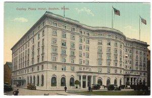 Boston, Mass, Copley Plaza Hotel