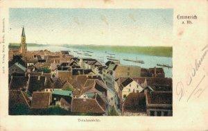 Germany - Emmerich am Rhein Totalansicht 04.42