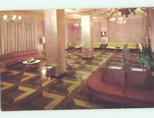 Pre-1980 COLISEUM HOUSE HOTEL ON WEST 71ST STREET New York City NY G9742