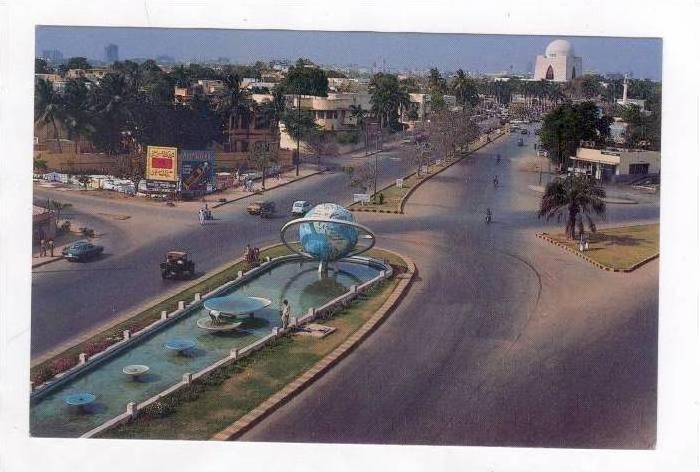 M.A. Jinnah Road, Karachi,, Pakistan, 60-70s
