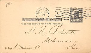 Postal Cards, Late 1800's 1910