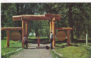 George Lane Memorial Park,  High River,   Alberta,  Canada,  40-60s