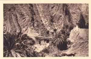 El-Kantara , Biskra Province ,  Algeria , 10-30s ; Le POnt en fer