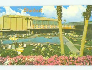 Unused Pre-1980 THE STARDUST CASINO HOTEL Las Vegas Nevada NV hr5546
