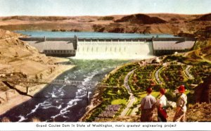 Washington Grand Coulee Dam