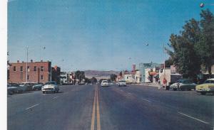 FILLMORE , Utah , 1950s-60s ; Main Street