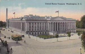 Washington DC United States Treasury