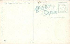 Auburn Maine~Golf Block~Court Street~Bumpus & Getchell Corner Drug Store~c1910