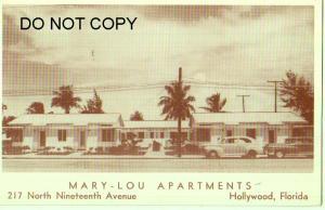 Mary-Lou Apartments, Hollywood FL