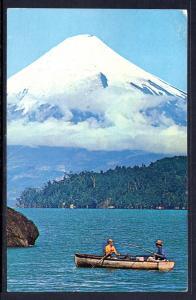 Lake Todos Los Santos,Mt Osorno,Chile