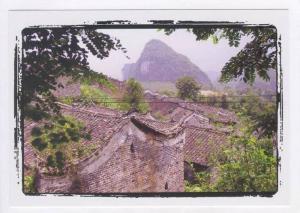 People´s Republic of China:  GUANGDONG province , panorama, 2000