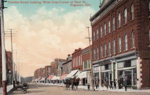 NAPANEE , Ontario , Canada , 1909 ; Dundas Street , West