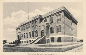 CARLETON PLACE , Ontario , Canada , 1930s ; High School version 2