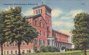 Pennsylvania Ashland Immaclate Heart Academy