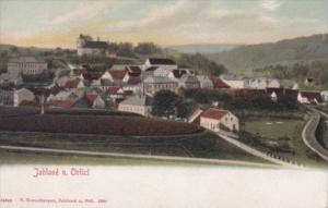 Czechoslovakia Jablone n Orlici Panorama