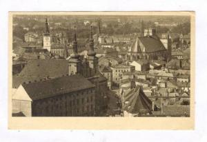 Olomouc, Czech Republic, 1910-30s