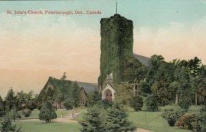 ST PETERSBURG , Ontario , 1912; St. John's Church